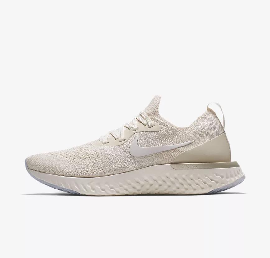 Nike Odyssey React Women's sneaker in beige off white